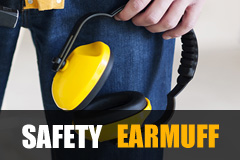 SAFETY EARMUFF