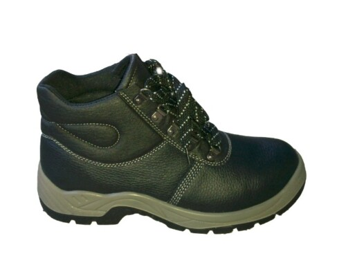 Leather Safety Shoes  ABP1- 5001