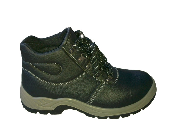 lather safety shoes