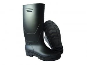 steel toe pvc boots