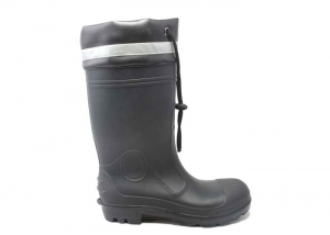 Reflective Pvc Safety Boots