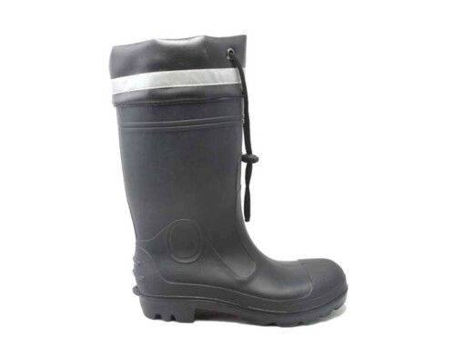 Reflective Pvc Safety Boots  ABP1- 6006