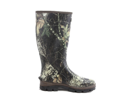 Rubber Camouflage Hunting Boots  ABP1-7004