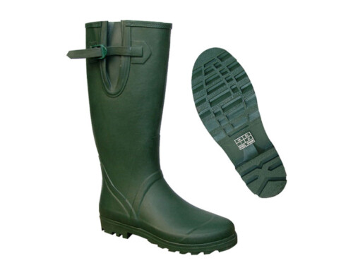 Waterproof Rubber Rain Boots   ABP1- 7002