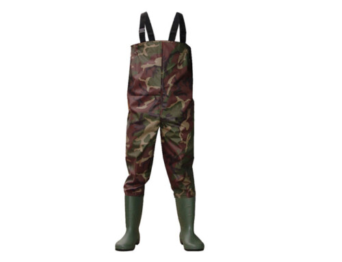 Camo Chest Fishing Wader   ABP1-7010