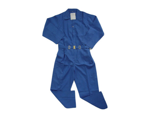 Blue Construction Coverall   SC-01
