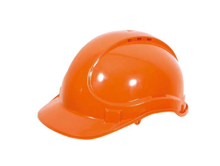 ventilated hard hat
