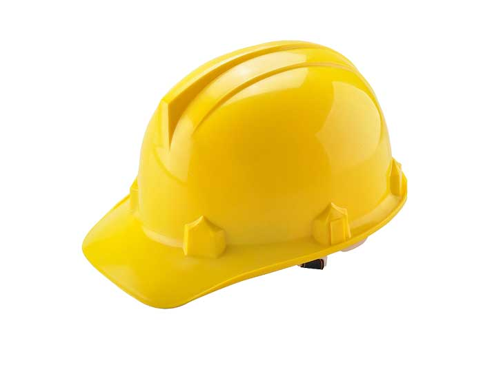 Mining safety helmet