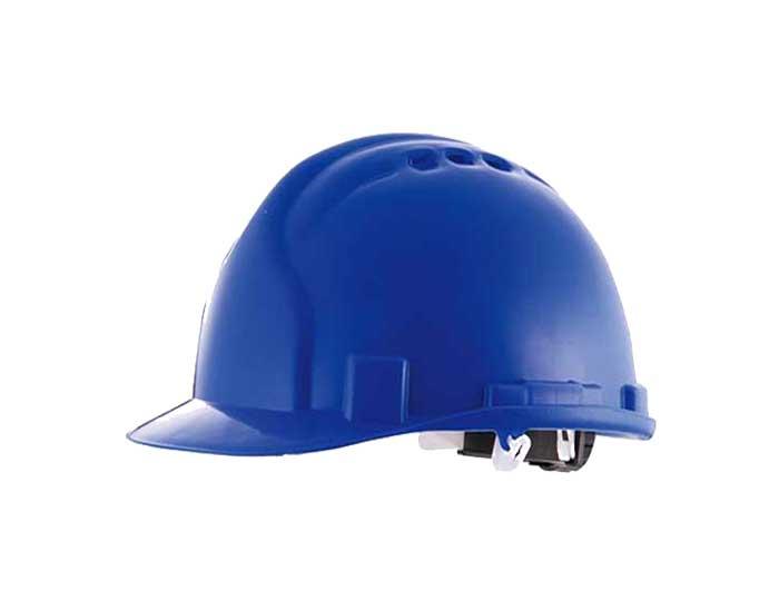 plastic industrial helmet