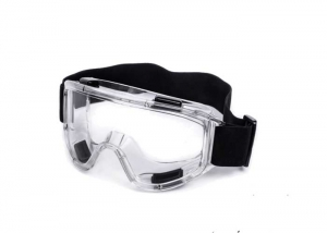 elastic safety goggles