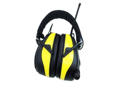 Fm Radio Earmuffs  EM-06