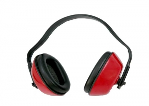 foldable safety earmuff