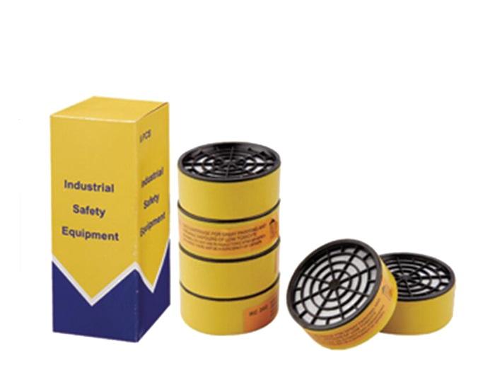 gas respirator cartridge