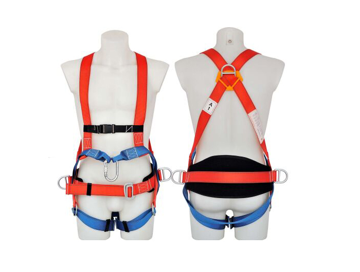 high strength safety harness