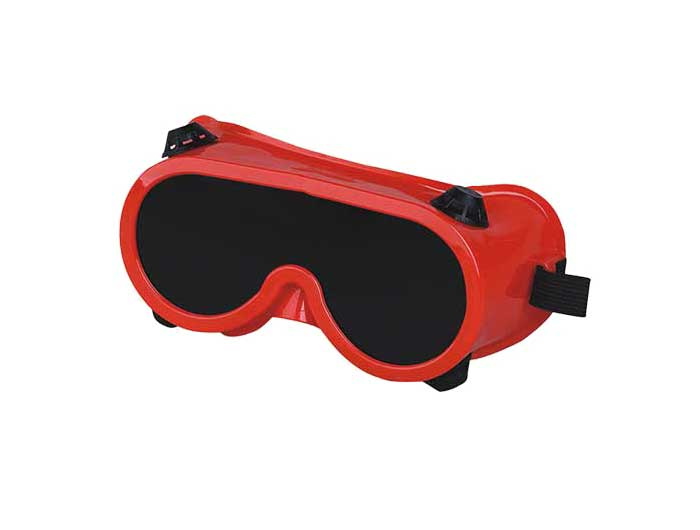 pvc safety welding goggles