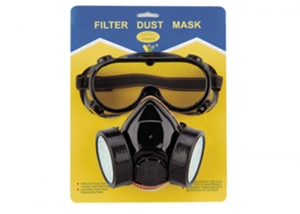 safety respirator set