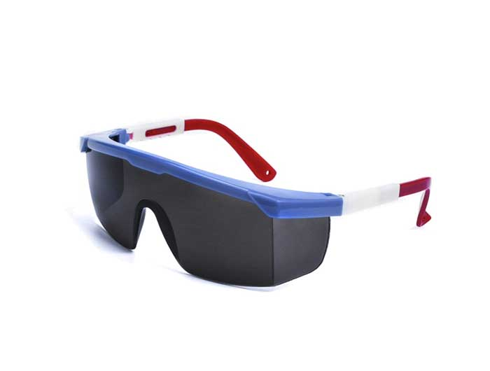 side shield safety glasses