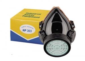single-filter safety respirator