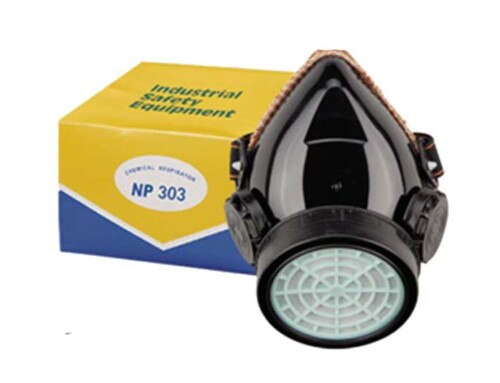 Single-filter safety respirator  GM-03