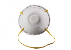 valved safety mask