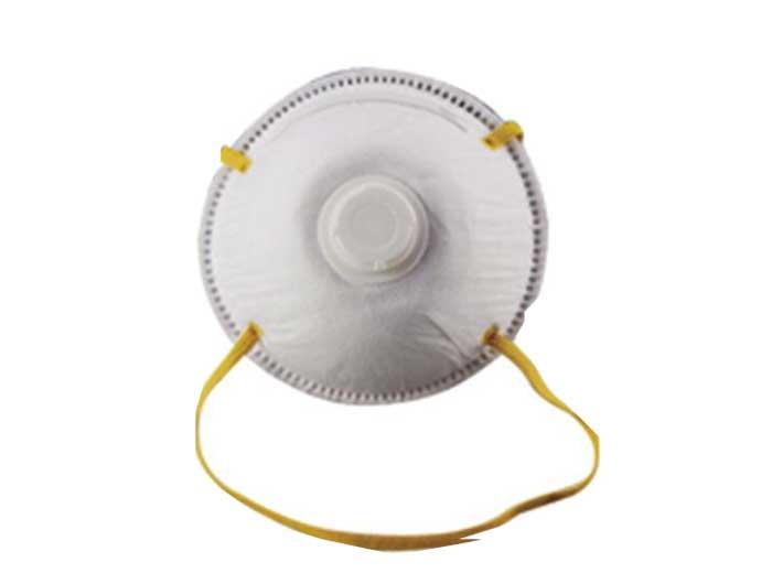 valved safety mask