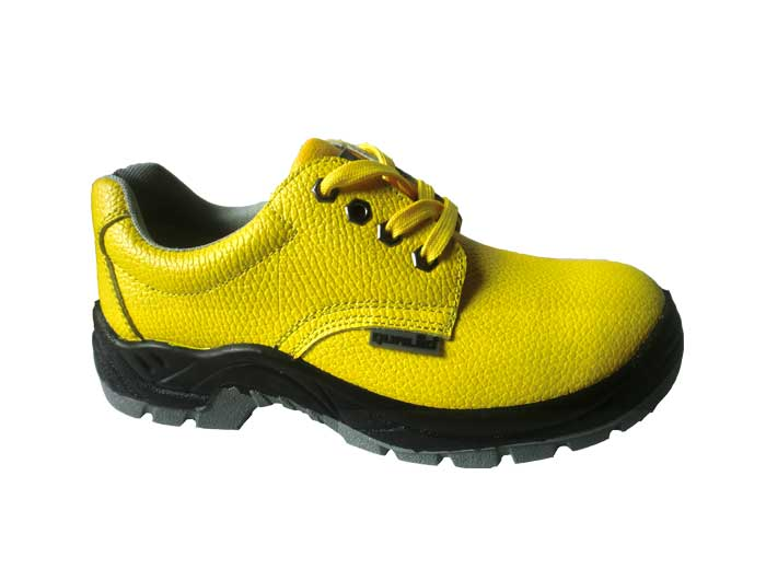 Yellow Color Safety Shoes
