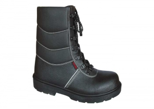 Steel Toe Leather Boots