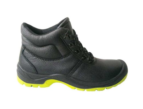 Leather Safety Boots   ABP1-5004