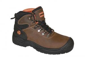 Steel Toe Safety Footwear
