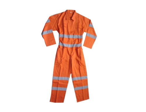 Reflective Tape Coverall  SC-06