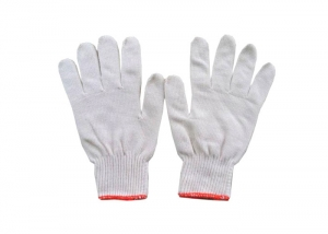 Safety cotton gloves