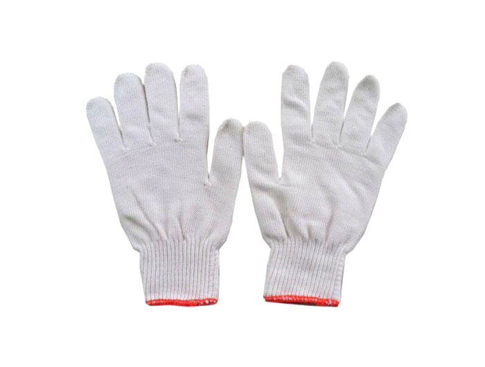 Safety cotton gloves CG-01