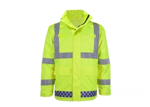 Winter rain coats
