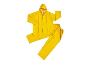 Working Rain coat