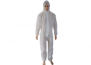 non-woven disposable coverall