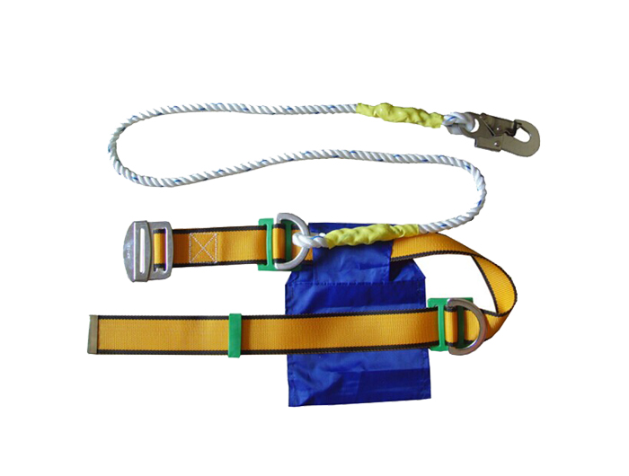 safety positioning belt