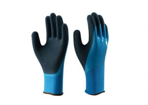 Latex Coated Safety Gloves