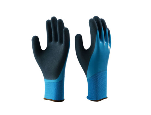 Latex Coated Safety Gloves  LG-02