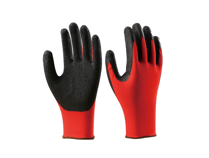 Industrial Latex Coated Gloves