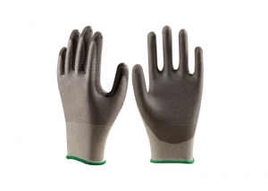 PU Coated Nylon Glove