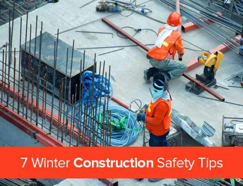 7 Winter Construction Safety Tips